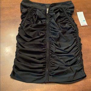 NWT Zac Posen black skirt